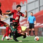 Babak Pertama Liverpool Vs Aston Villa Masih Tanpa Gol