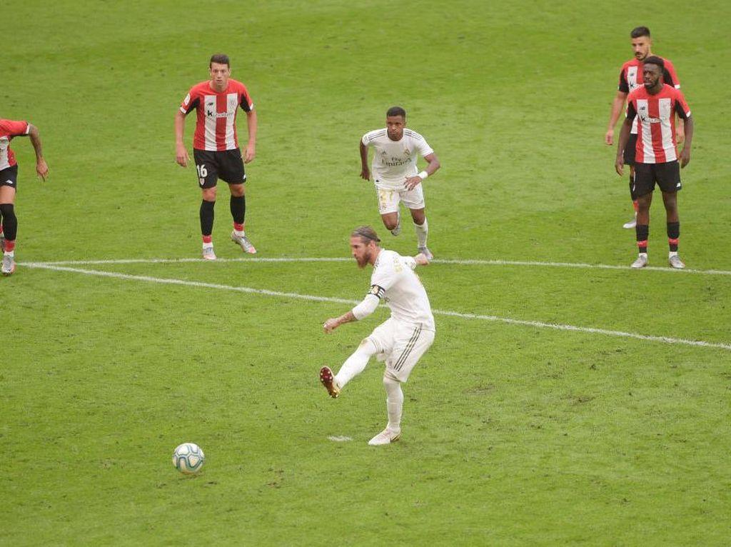 Pro-Kontra VAR dan Hadiah Penalti Real Madrid