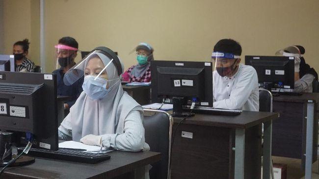 Jelang Akhir UTBK SBMPTN, Jangan Lupa Terapkan Protokol Kesehatan