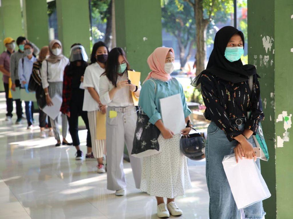 UPNVJ Buka Pendaftaran Seleksi Mandiri D3 Mulai 5 Juli 2021, Cek Syarat dan Tata Caranya