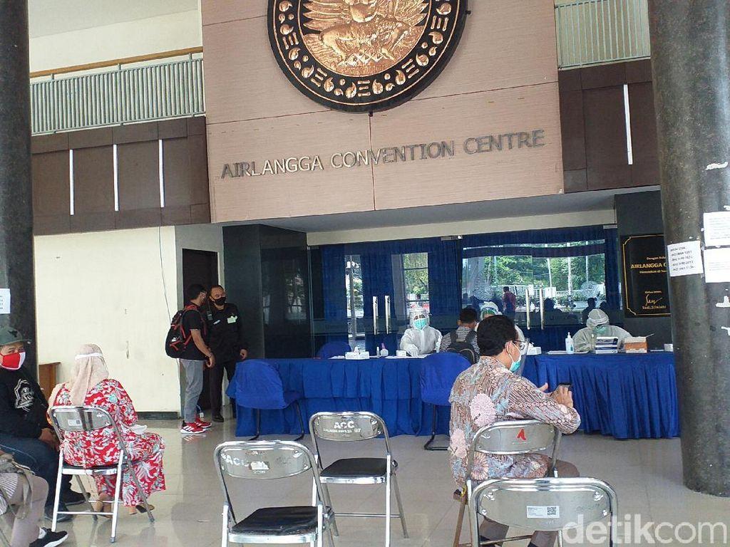 28 Peserta UTBK di Unair yang Reaktif Bisa Ikut Tes di Gelombang Kedua