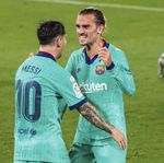 Simeone Enggan Terseret Gosip Tak Akurnya Griezmann dengan Messi