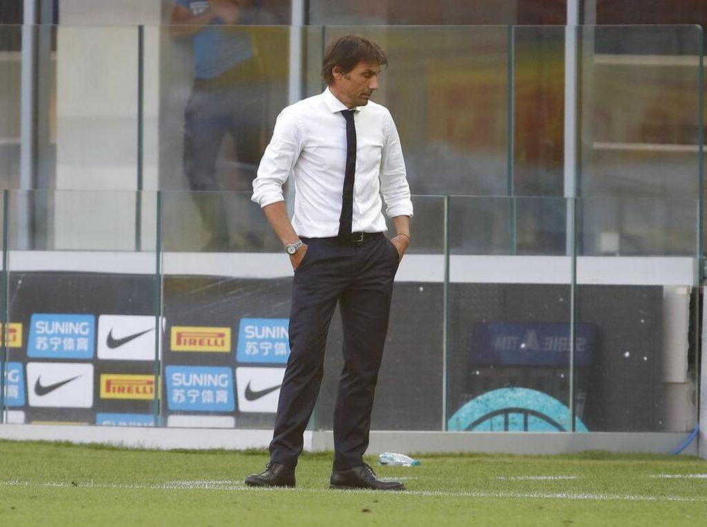 Conte Sulit Jelaskan Kekalahan Inter