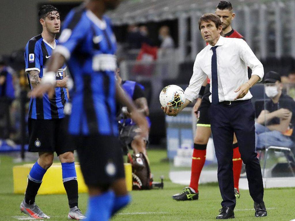 Masih Yakin Kejar Scudetto, Conte?