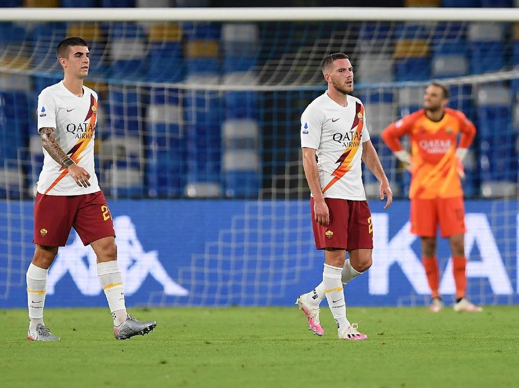 Roma Terlalu Susah Move On