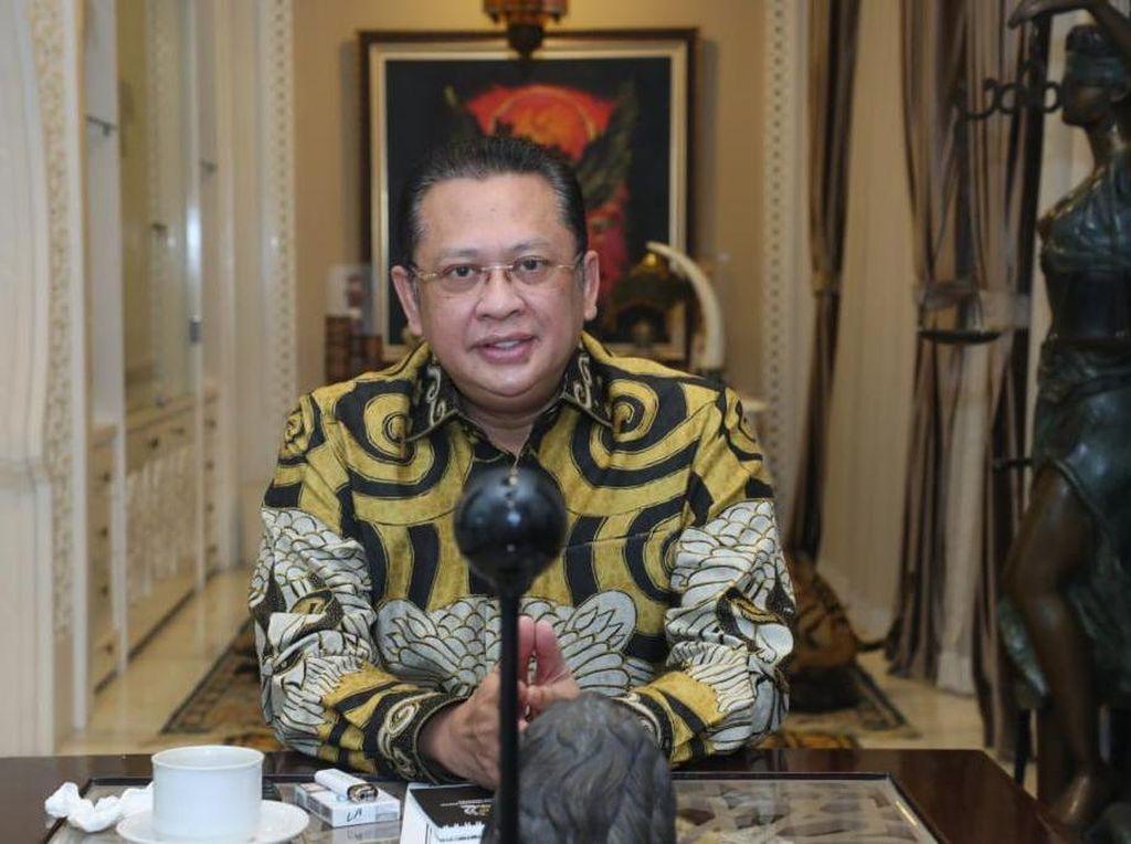 Ketua MPR Dorong Stimulus Ekonomi Pemerintah Digunakan Maksimal
