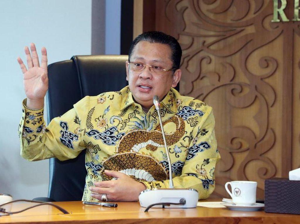 Ketua MPR Inisiasi Kampung 4 Pilar untuk Wadahi Masyarakat Adat