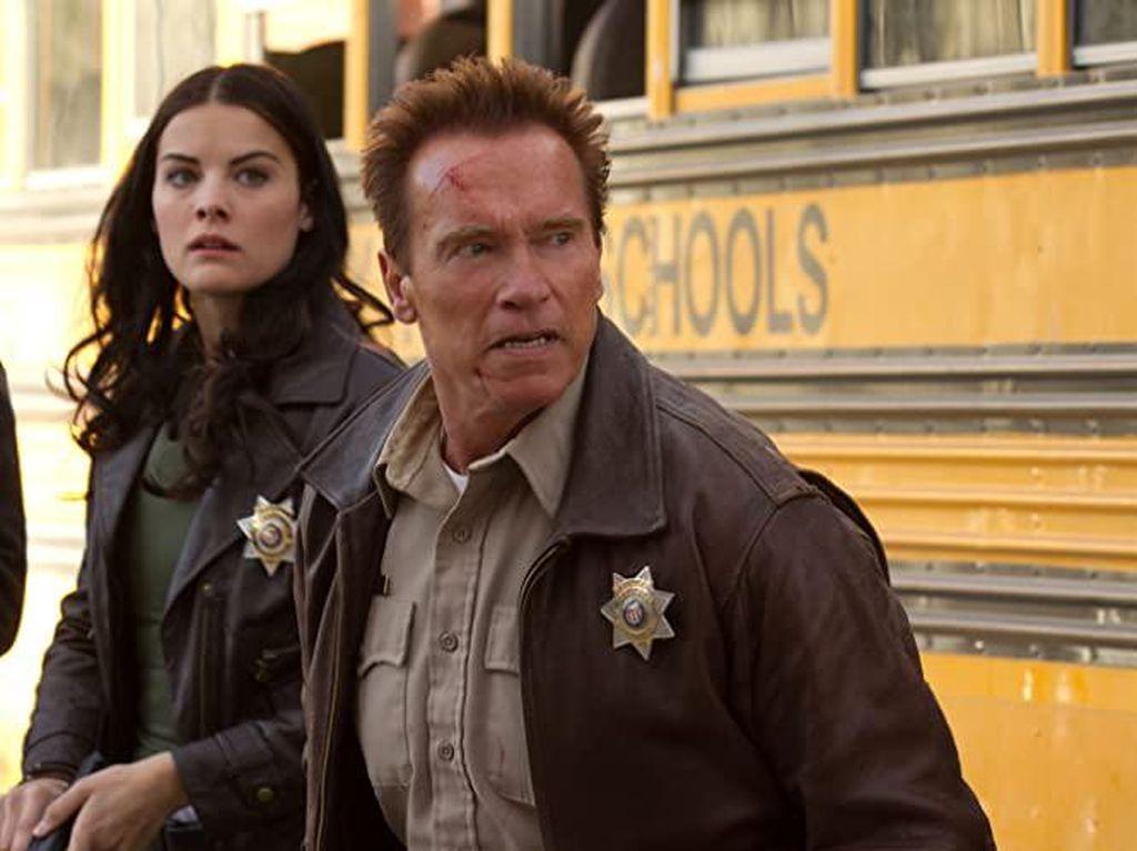 Sinopsis The Last Stand Dibintangi Arnold Schwarzenegger