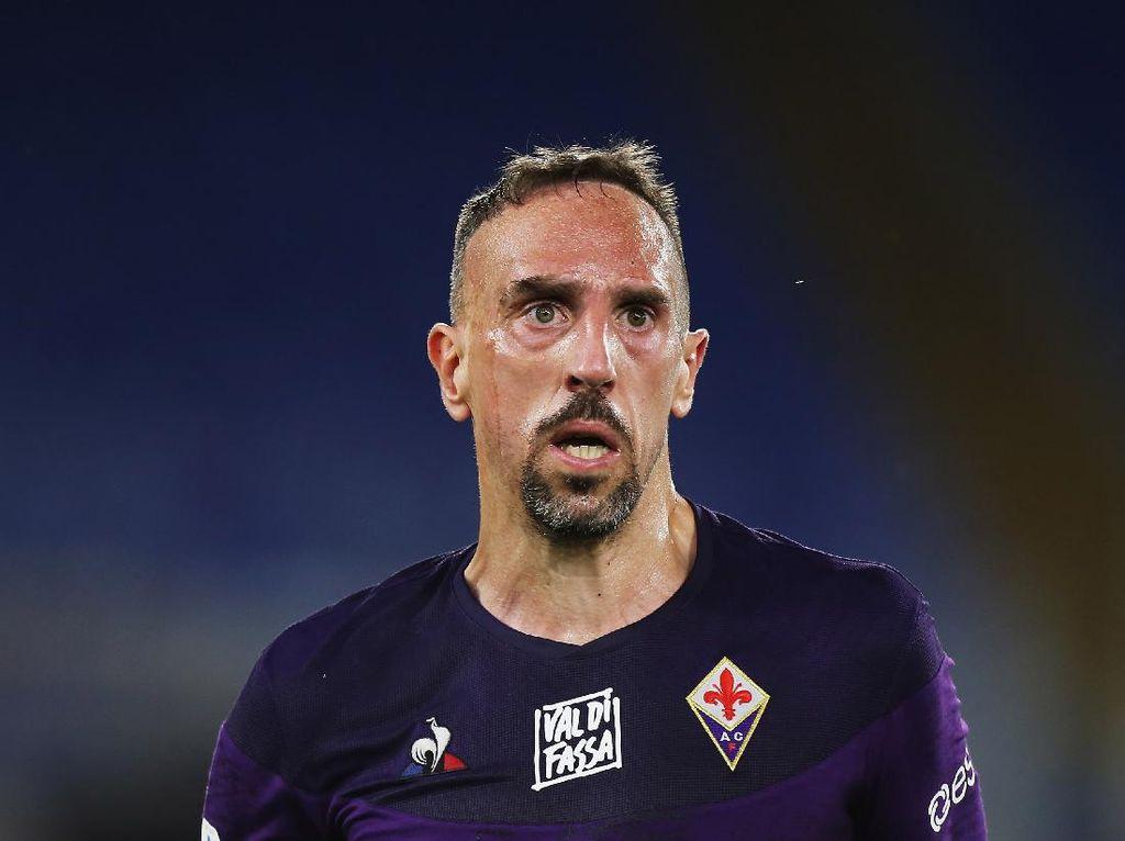 Ribery Alat Fiorentina untuk Bawa Goetze dan Mandzukic