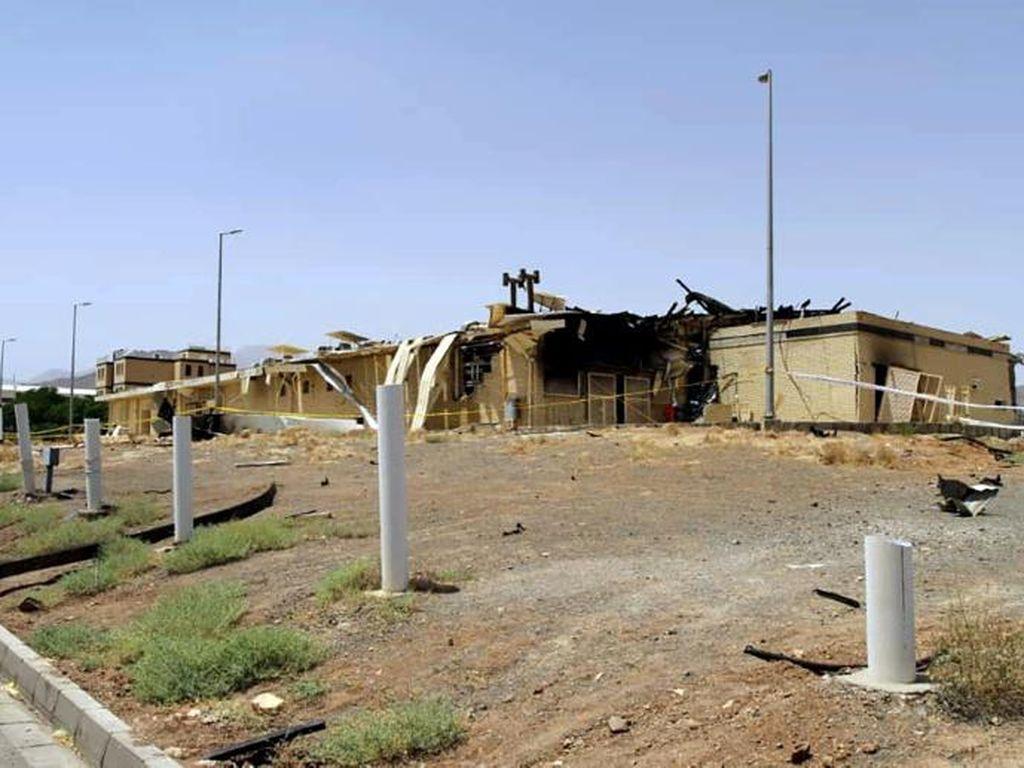 Insiden di Kompleks Nuklir Iran Timbulkan Kerusakan Signifikan