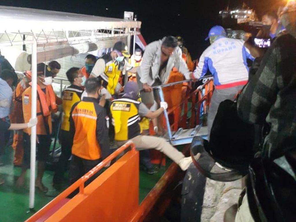Kapal Patroli Kemenhub Dikerahkan Cari Korban Kapal Tenggelam di Kupang