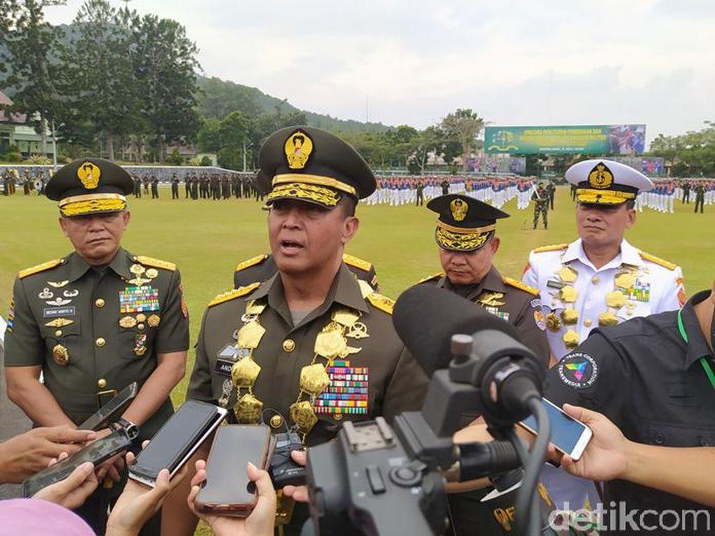 Penjelasan KSAD soal Realokasi Anggaran TNI AD untuk Tangani Corona
