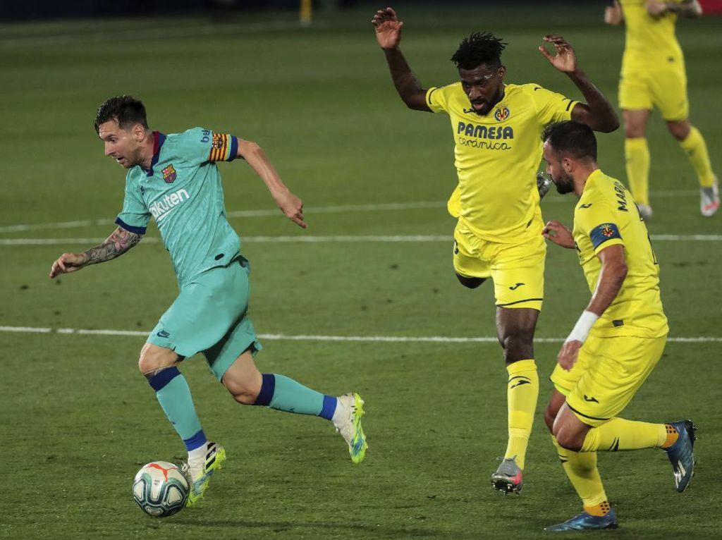 Demi Messi, Mantan Bintang Real Madrid Ini Suka Nonton Barca
