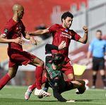 Liverpool Susah Payah Atasi Villa, Klopp Salahkan Angin