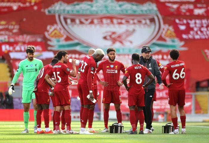 Nggak Mau Beli Striker Baru Apa Liverpool