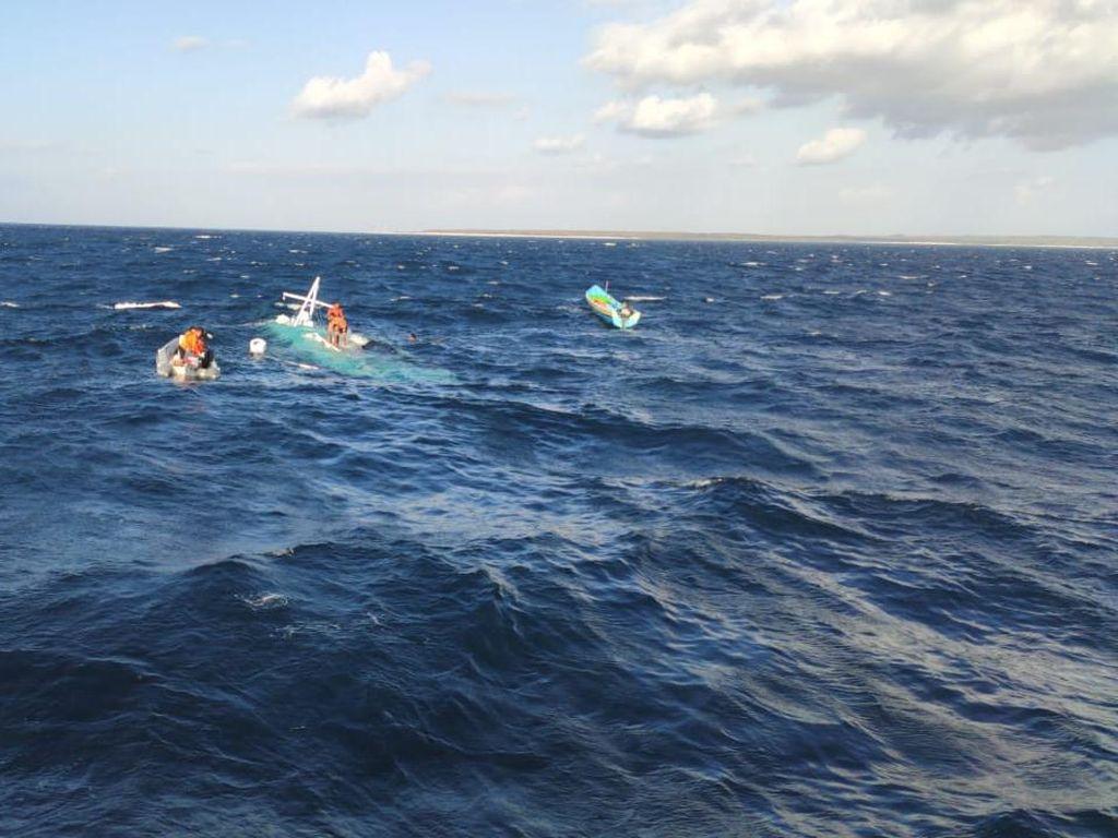 Kapal Lampara Kasih Tenggelam di NTT, SAR: Itu Sebenarnya Kapal Ikan