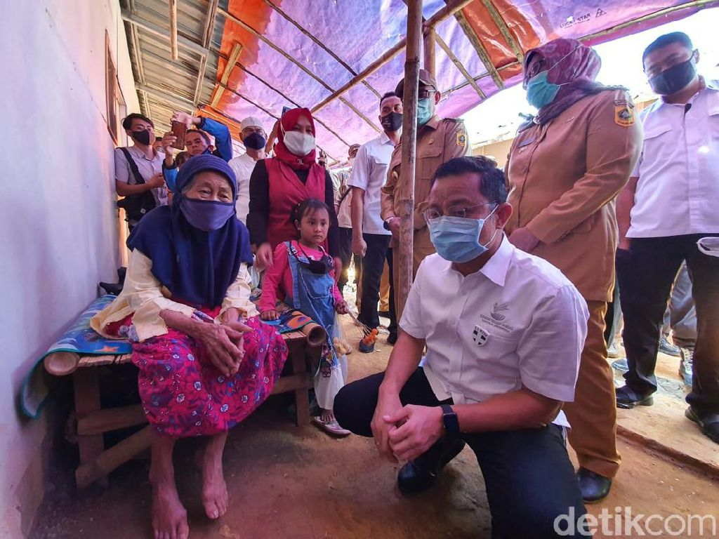 Korban Longsor Bogor Terima Bantuan Rp 3,7 M dan 1.753 Huntara