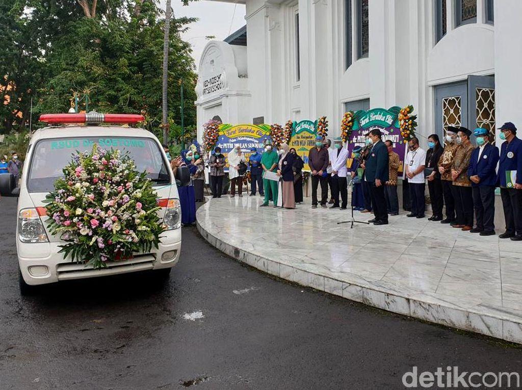 IDI Ungkap 458 Dokter di RI Gugur Selama Pandemi COVID-19