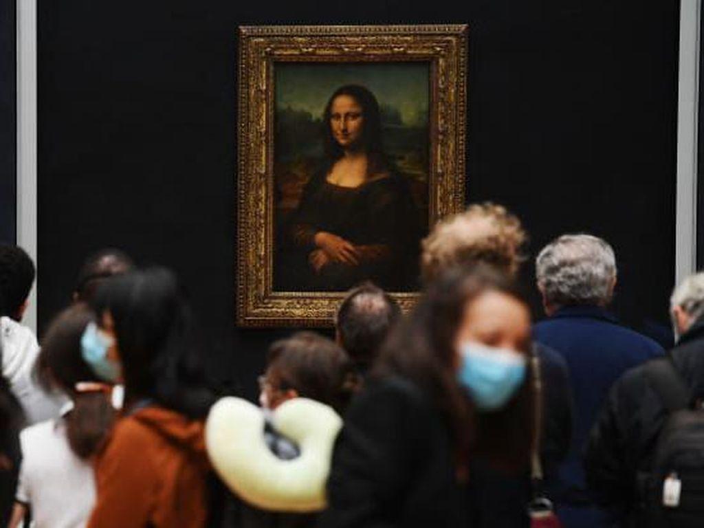 Rindu Keliling Museum Louvre? Sekarang Bisa Jelajah Virtual Lho