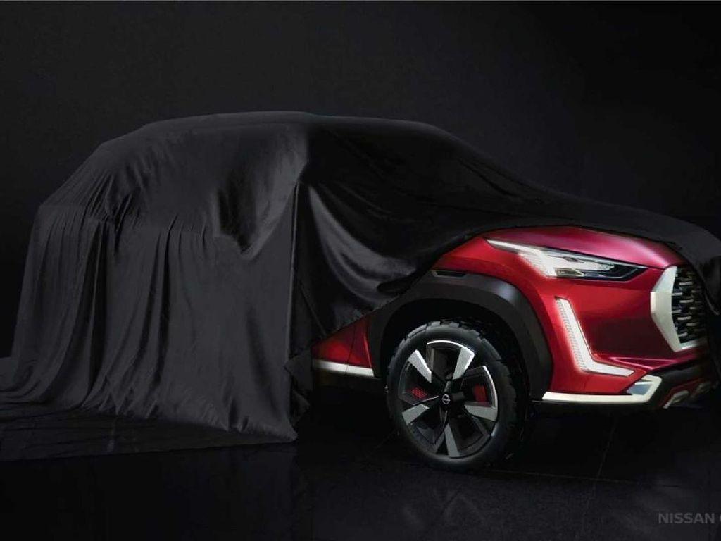 SUV Baru Nissan Magnite Meluncur 16 Juli, Siap Tantang Rocky dan Raize