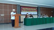 Wali Kota Bengkulu Minta Pelaku Usaha Disiplin Protokol Kesehatan