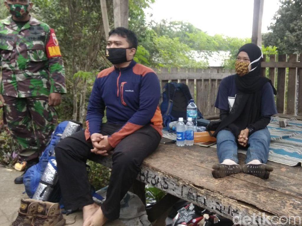 Cerita Pendaki Asal Surabaya yang Dikabarkan Hilang di Gunung Penanggungan