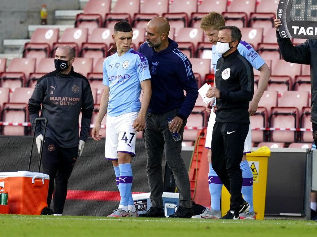 Guardiola: Man City Butuh Pemain Baru? Enggak Tuh