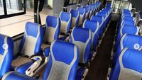 Ini Spesifikasi Lengkap Bus Physical Distancing Asal Jawa Tengah