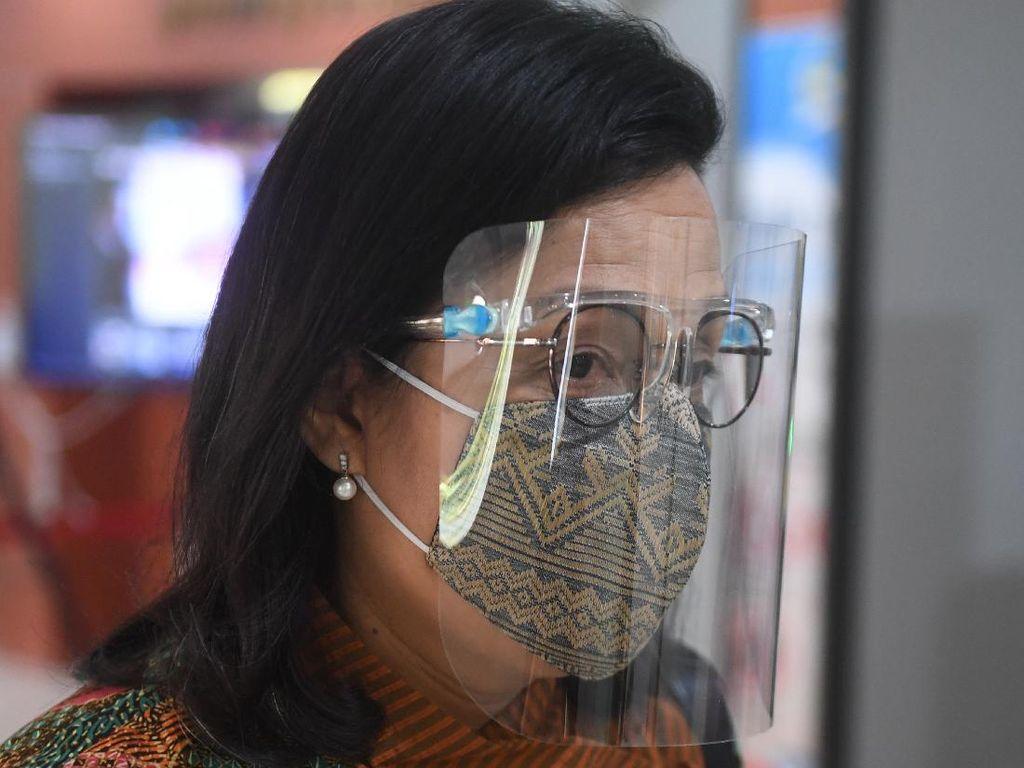 Penerimaan Pajak Seret, Ini Permohonan Sri Mulyani ke DPD