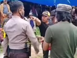 Geger Anak Anggota Dewan Tantang Polisi Gegara Judi Sabung Ayam