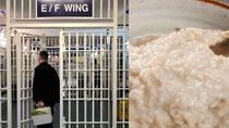 Bubur Jadi Menu Sarapan Selama 200 Tahun, Napi di Penjara Ini Protes