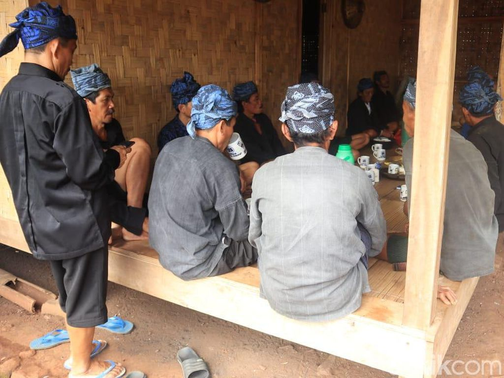 Lembaga Adat Baduy Bantah Beri Mandat, Heru Cs Angkat Bicara