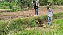 Ini Sumur Penemuan Mayat Perempuan di Kulon Progo