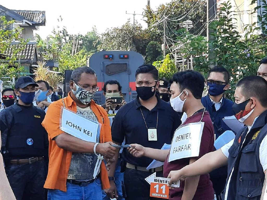 Polisi Ungkap 2 Aktor Intelektual Selain John Kei di Kasus Penyerangan
