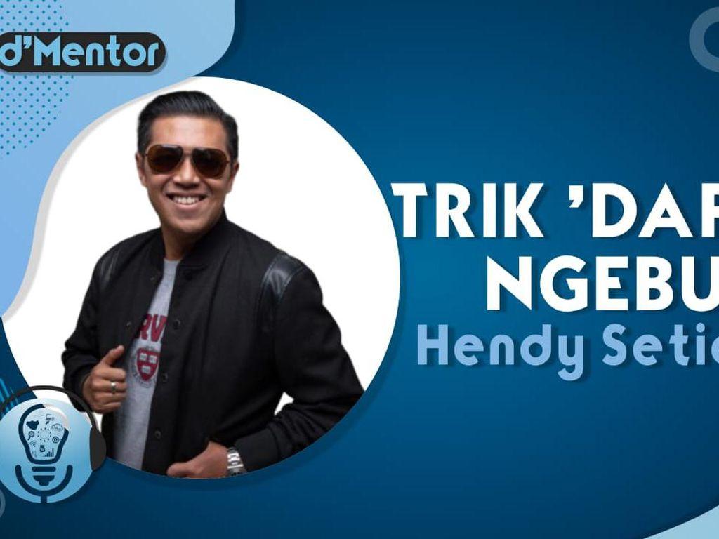 dMentor: Trik Dapur Ngebul Hendy Setiono