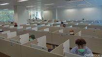 Peserta UTBK SBMPTN ITS yang Reaktif Rapid Test Bisa Ujian Susulan