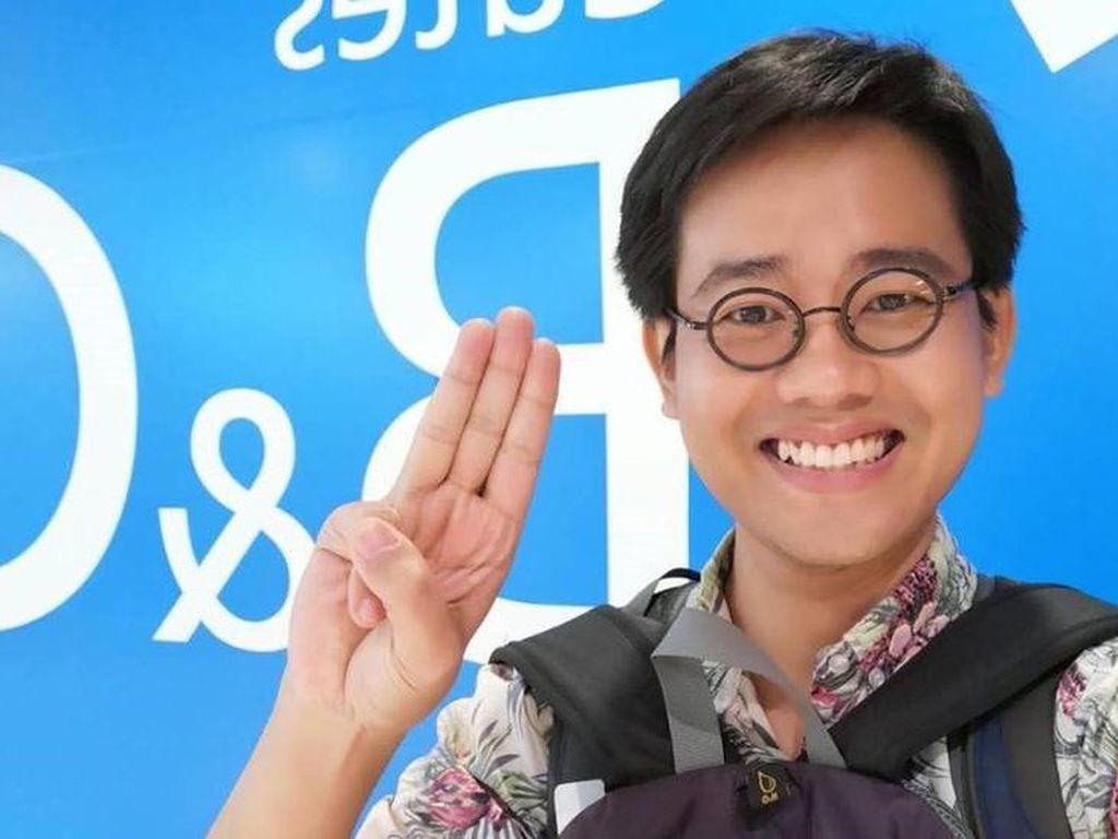Komedian Pengkritik Pemerintah Thailand Diculik di Siang Bolong di Kamboja