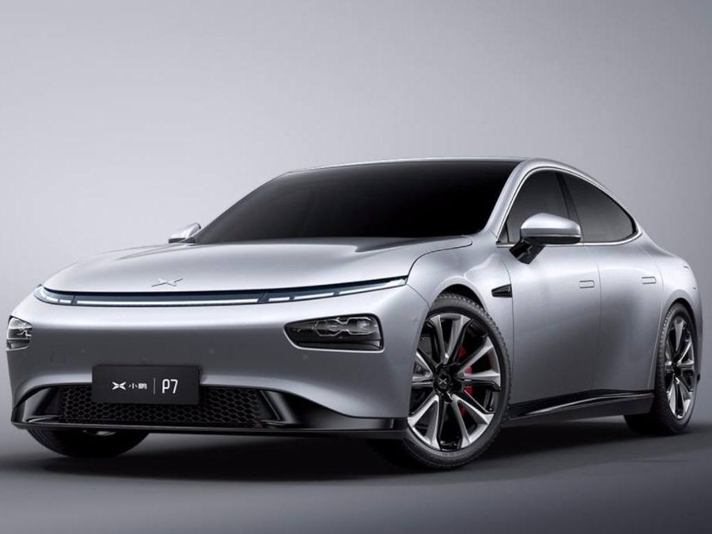 Saingan Tesla Jual Saham di AS, Kantongi Dana 5,8 T
