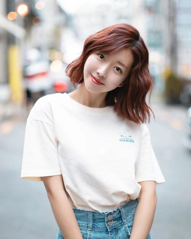 Setelah lulus kuliah Sunny Dahye menetap dan bekerja di Korea Selatan.