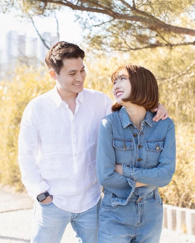 Sunny Dahya memiliki kekasih tampan yang sering muncul diberbagai konten video YouTubenya.