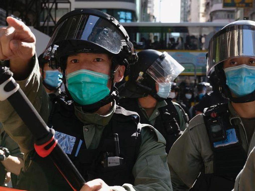 Aktivis Demokrasi Joshua Wong: Dunia Harus Bersama Hong Kong