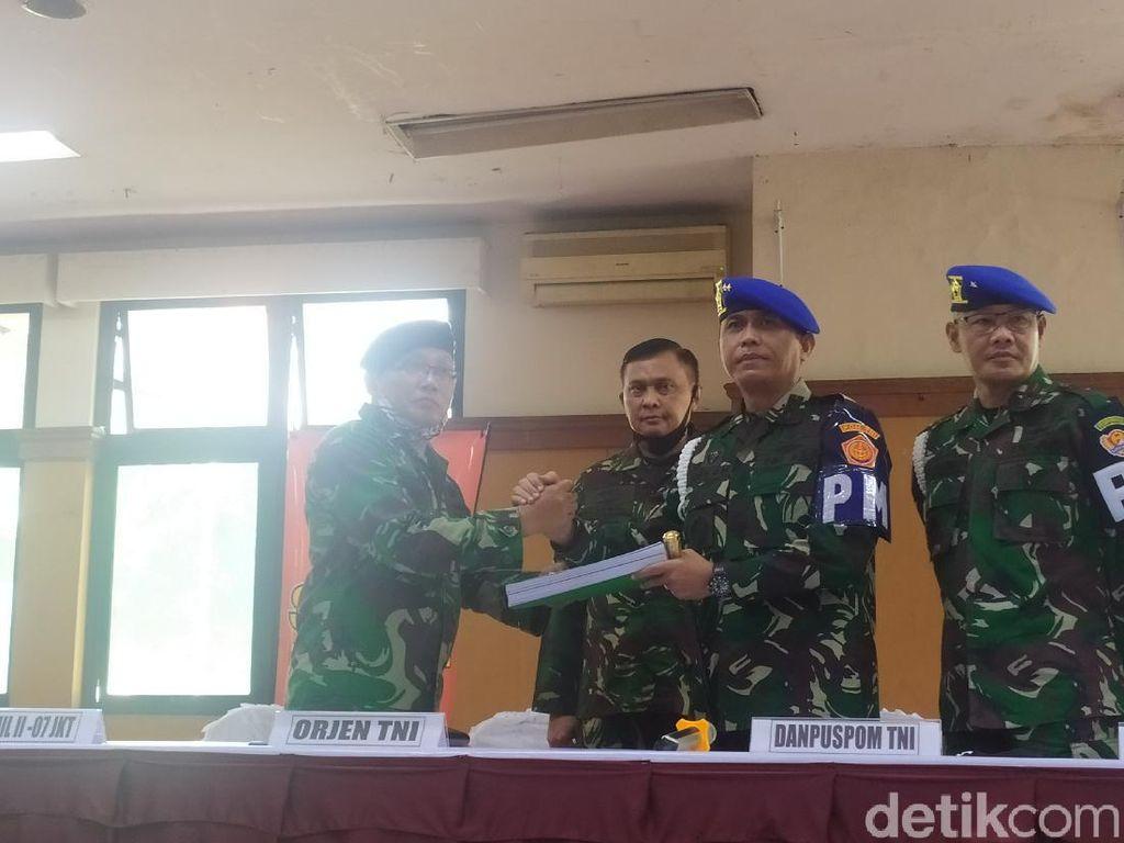 Berkas Sudah Diserahkan, Pengadilan Militer Tinggi Segera Sidang Letda RW