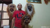Polisi yang Viral Ambil Bendera RI di Selokan Ternyata Juga Seniman Jathilan