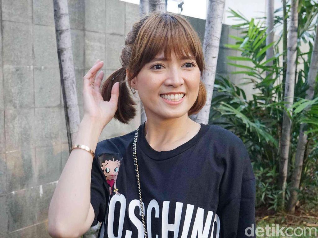 Chika Jessica Nangis di Resepsi Pernikahan Jenita Janet, Kenapa?