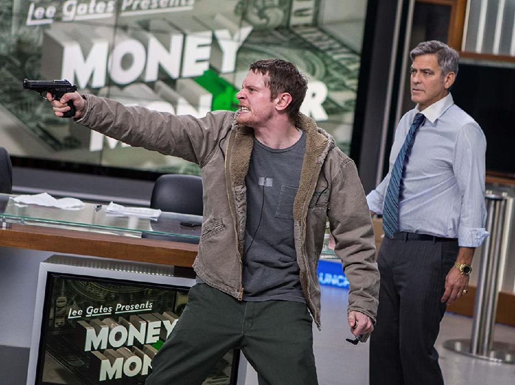 Sinopsis Money Monster, Dibintangi George Clooney dan Julia Roberts