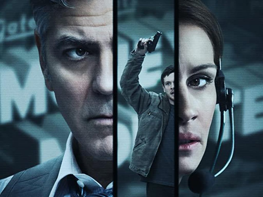 Sinopsis Money Monster, Dibintangi Julia Roberts dan George Clooney