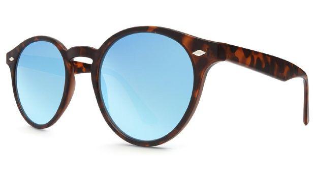 full frame leopard glasses