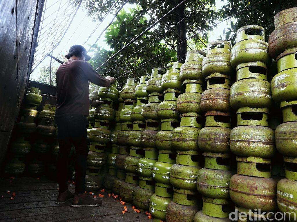 Gas Elpiji Melon Bakal Dibatasi Cuma Bisa untuk Pemegang Kartu Sembako