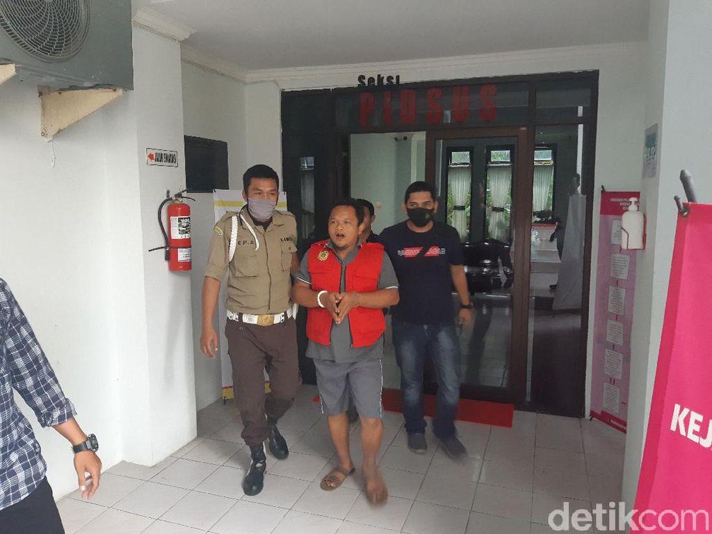 Kejari Serang Tangkap DPO 6 Tahun Kasus Korupsi PNPM Desa