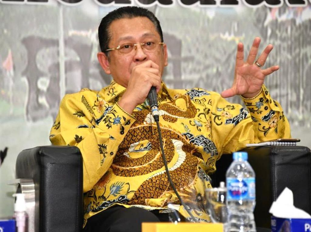 Ketua MPR DesakOJK Selesaikan Sengkarut AJB Bumiputera